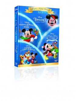 Magico Natale Disney 02 (4 Dvd)
