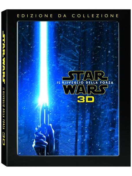 Star Wars - Il Risveglio Della Forza (3D) (CE) (Blu-Ray 3D+2 Blu-Ray)