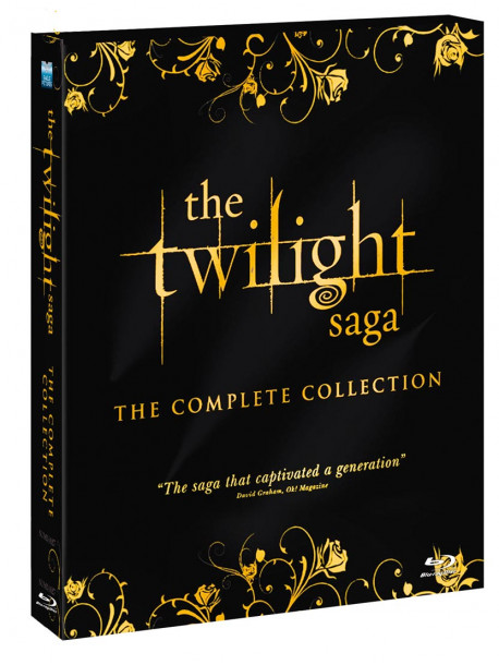 Twilight Collection (5 Blu-Ray)