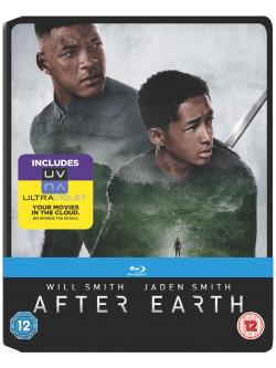After Earth   Steelbook (Blu-Ray 4k) [Edizione: Regno Unito]