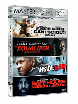 Denzel Washington Master Collection (4 Dvd)
