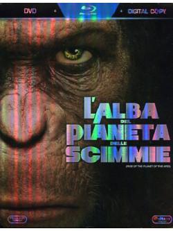 Alba Del Pianeta Delle Scimmie (L') (Blu-Ray+Dvd+Copia Digitale)