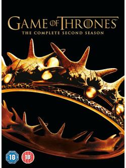 Game Of Thrones - Season 2 (5 Dvd) [Edizione: Regno Unito]