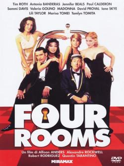 Four Rooms (Ltd) (Dvd+Ricettario)