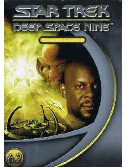 Star Trek Deep Space Nine Stagione 06 02 (4 Dvd)