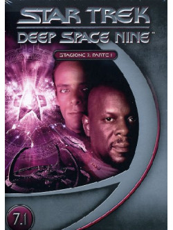 Star Trek Deep Space Nine Stagione 07 01 (3 Dvd)
