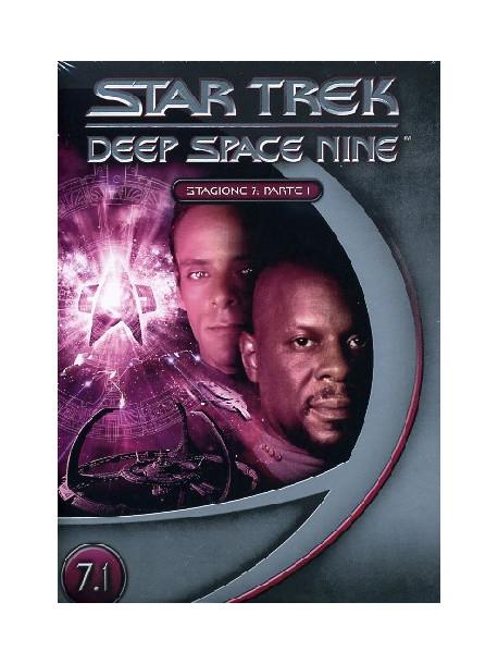 Star Trek Deep Space Nine Stagione 07 01 (3 Dvd)