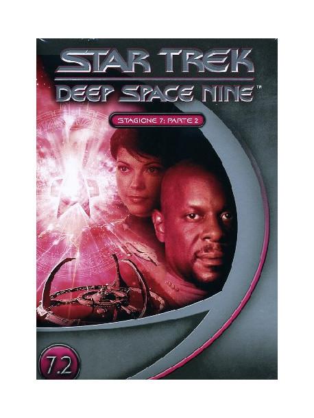 Star Trek Deep Space Nine Stagione 07 02 (4 Dvd)