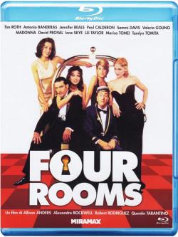 Four Rooms (Ltd) (Blu-Ray+Ricettario)