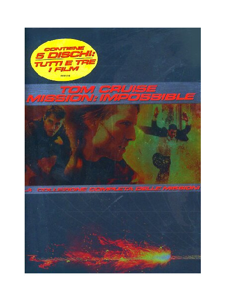 Mission Impossible Collection (5 Dvd)
