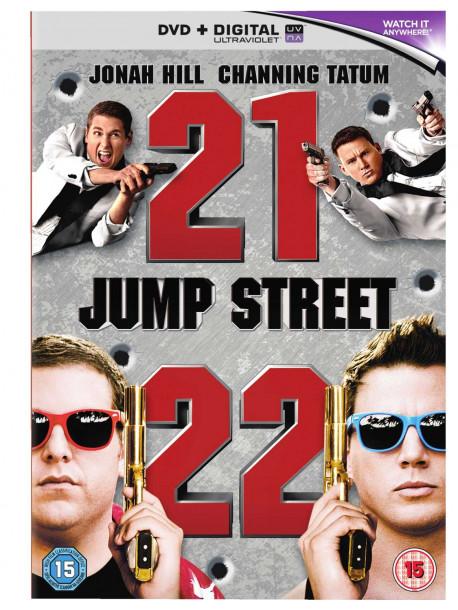 21 Jump Street / 22 Jump Street (2 Dvd) [Edizione: Regno Unito]