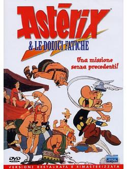 Asterix E Le Dodici Fatiche
