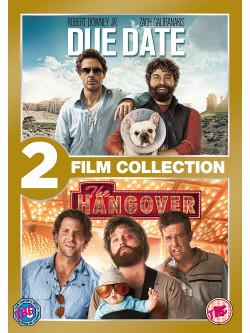 Due Date / The Hangover (2 Dvd) [Edizione: Regno Unito]