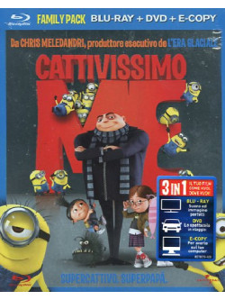 Cattivissimo Me (Blu-Ray+Dvd)