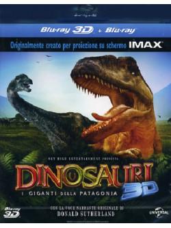 Dinosauri - I Giganti Della Patagonia (Blu-Ray+Blu-Ray 3D)