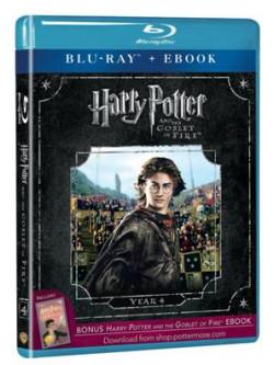 Harry Potter E Il Calice Di Fuoco (Blu-Ray+E-Book)