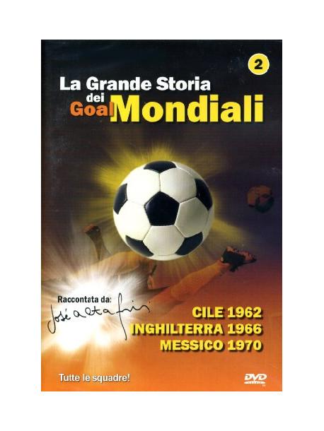 Grande Storia Dei Goal Mondiali (La) 02 (1962-70)