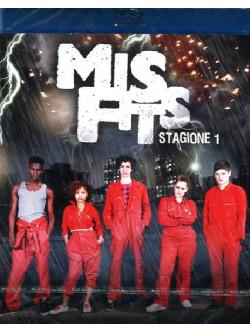 Misfits - Stagione 01