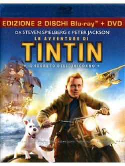 Avventure Di Tintin (Le) -  Il Segreto Dell'Unicorno (Blu-Ray+Dvd)