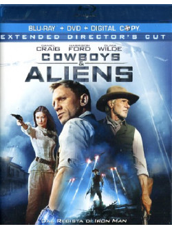 Cowboys & Aliens (Blu-Ray+Dvd+Digital Copy)