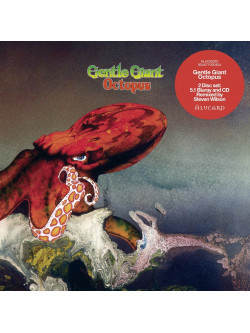 Gentle Giant - Octopus (2 Blu-Ray)