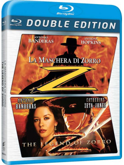 Maschera Di Zorro (La) / Legend Of Zorro (The) (2 Blu-Ray)
