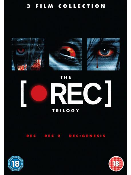 Rec Trilogy (The) (3 Dvd) [Edizione: Regno Unito]