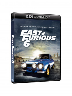 Fast And Furious 6 (Blu-Ray 4K Ultra HD+Blu-Ray)