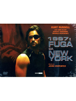 1997 - Fuga Da New York (Wide Pack Tin Box) (Ltd)