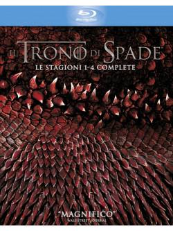 Trono Di Spade (Il) - Stagione 01-04 (19 Blu-Ray)