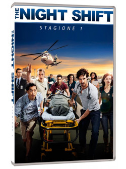 Night Shift (The) - Stagione 01 (2 Dvd)