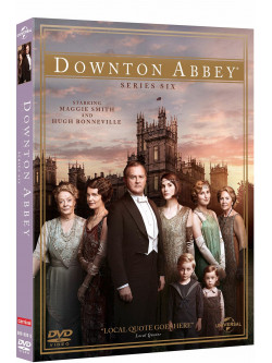 Downton Abbey - Stagione 06 (4 Dvd)