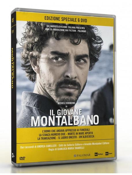 Giovane Montalbano (Il) - Stagione 02 (6 Dvd)