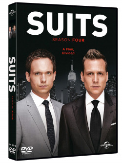 Suits - Stagione 04 (4 Dvd)