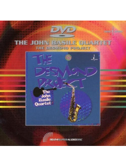 John Basile Quartet - The Desmond Project (Dvd Audio)