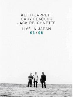 Keith Jarrett Trio - Live In Japan 93-96 (2 Dvd)
