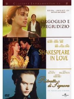 Orgoglio E Pregiudizio / Ritratto Di Signora / Shakespeare In Love (3 Dvd)