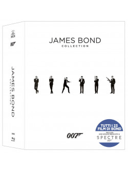 007 - James Bond Collection (Ltd) (23 Blu-Ray)