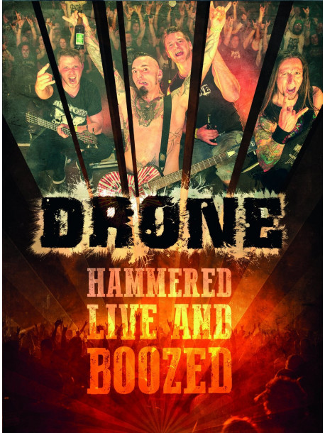 Drone - Hammered Live And Boozed