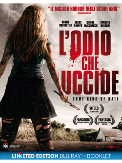 Odio Che Uccide (L') - Some Kind Of Hate (Ltd) (Blu-Ray+Booklet)
