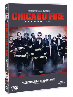 Chicago Fire - Stagione 02 (6 Dvd)