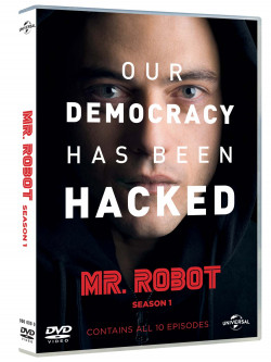 Mr. Robot - Stagione 01 (3 Dvd)