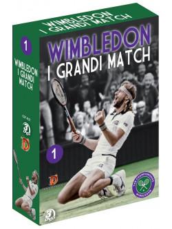 Wimbledon - I Grandi Match 1 (3 Dvd)