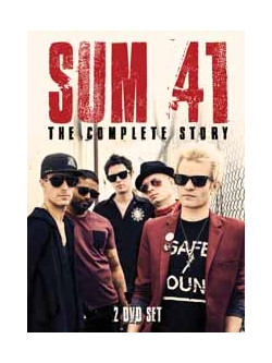 Sum 41 - The Complete Story (Dvd+Cd)