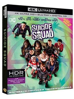 Suicide Squad (Blu-Ray 4K Ultra HD+Blu-Ray+Digital Copy)