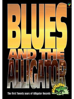 Downing, Jim - Blues And The Alligator: