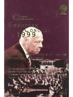 Haitink Bernard - Berliner Philarmoniker - European Concert 1999 - St. Mary Church In Cracow