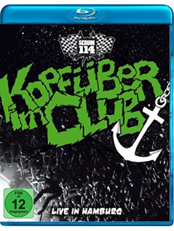 Serum 114 - Kopfuber Im Club  - Live In Hamburg (2 Blu-Ray)