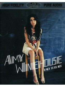Amy Winehouse - Back To Black (Blu-Ray Audio)