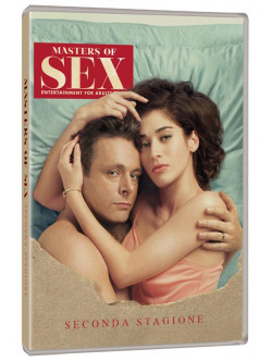 Masters Of Sex - Stagione 02 (4 Dvd)